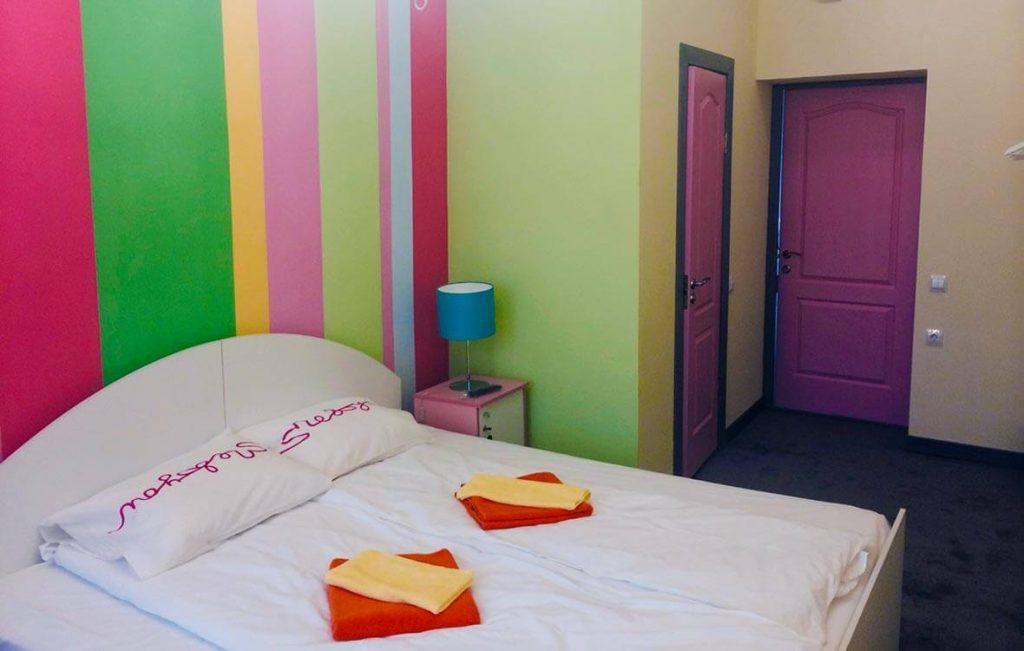 Комфорт гостиницы по цене хостела - таков девиз нашего хостела в Ижевске.