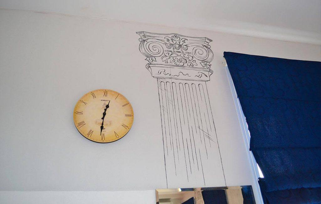 Дизайн интерьера в хостеле продуман до мелочей и никого не оставит равнодушным.